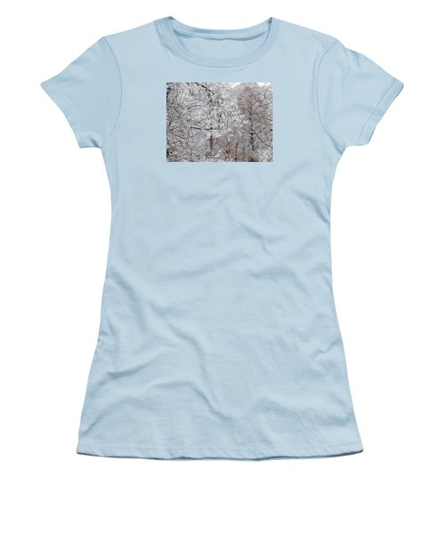 Winter Fantasy Women's T-Shirt (Athletic Fit)