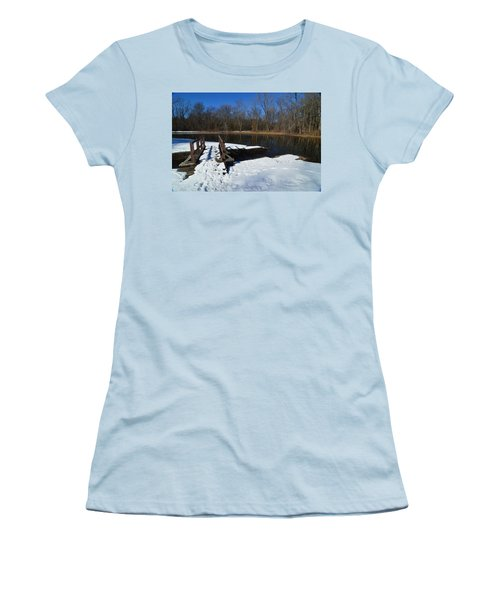 Winter Park Women's T-Shirt (Athletic Fit)