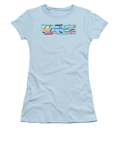 Wish - 40 Women's T-Shirt (Athletic Fit)