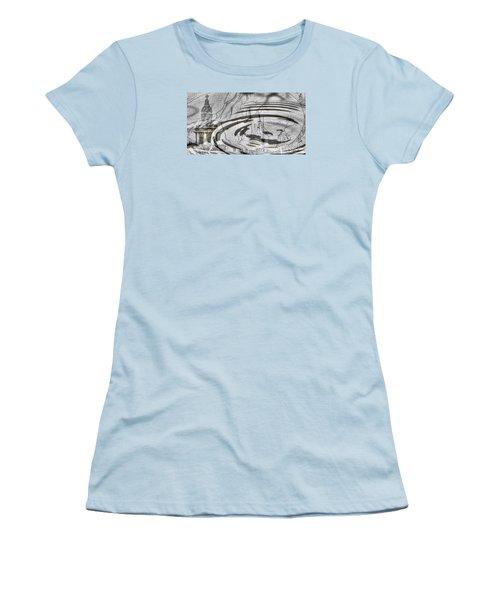 Yury Bashkin My Rain City Women's T-Shirt (Junior Cut) by Yury Bashkin