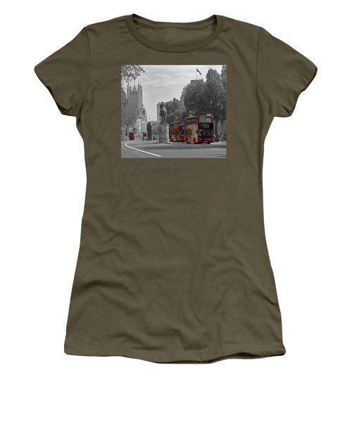 Routemaster London Buses Women's T-Shirt