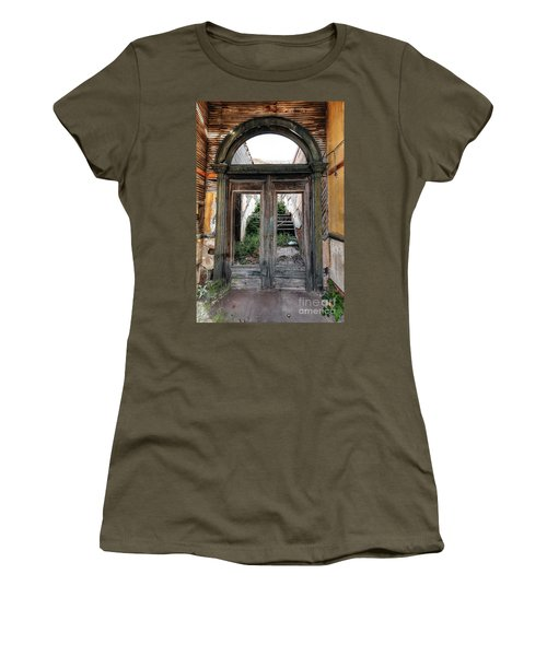 0707 Jerome Ghost Town Women's T-Shirt