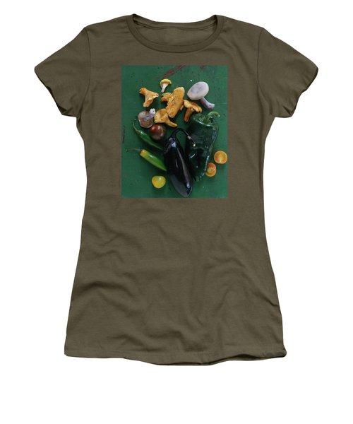 A Pile Of Vegetables Women's T-Shirt
