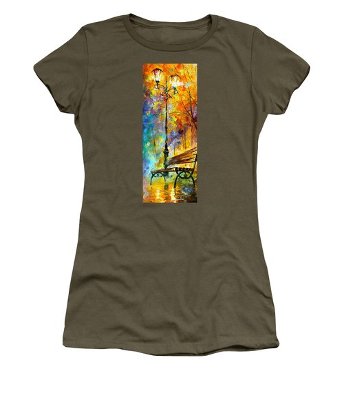 Aura Of Autumn 2 Women's T-Shirt