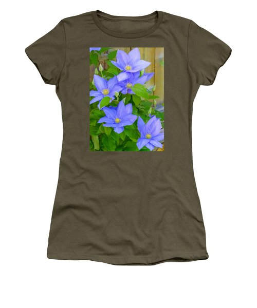 Clematis  Women's T-Shirt