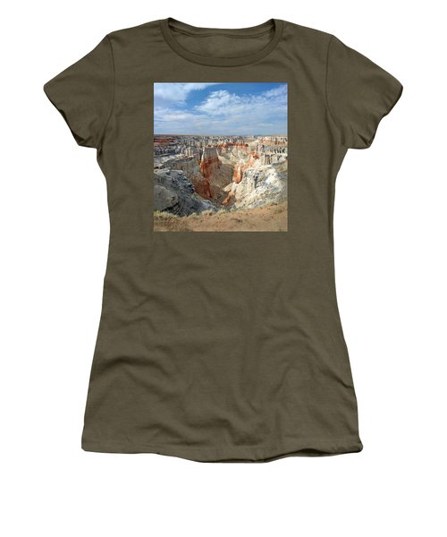 Coal Mine Mesa 14 Women's T-Shirt (Athletic Fit)