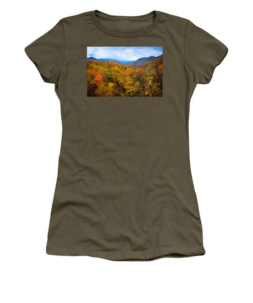 Colors Of Nature Women's T-Shirt