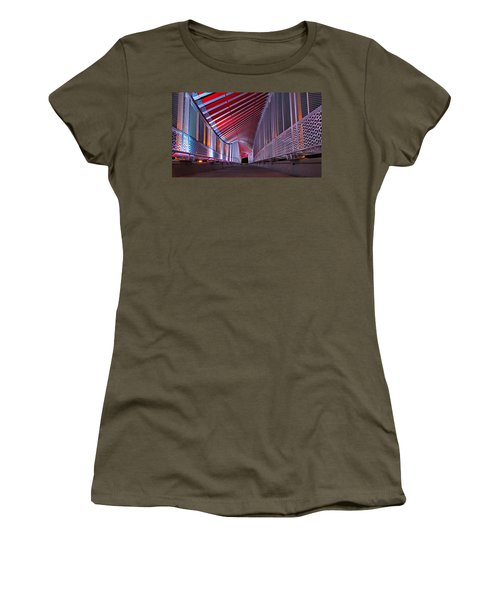 Double Helix Footbridge Women's T-Shirt