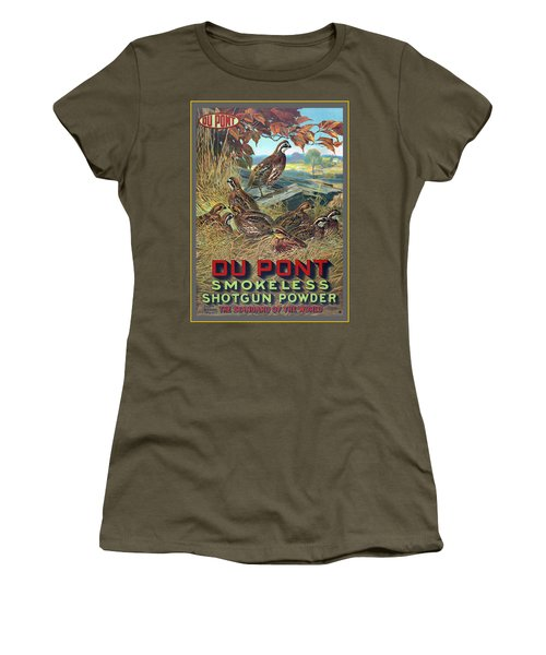Du Pont Smokeless Women's T-Shirt