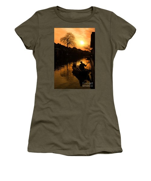 Fisherman Women's T-Shirt