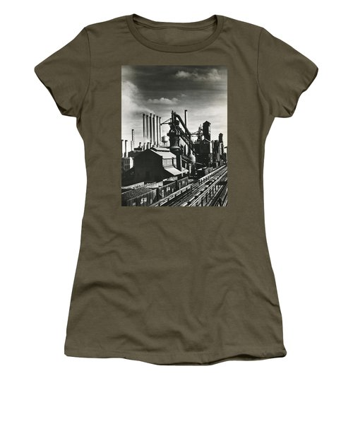 Ford's River Rouge Plant Women's T-Shirt