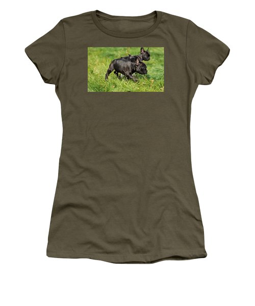 French Bulldoggs Women's T-Shirt