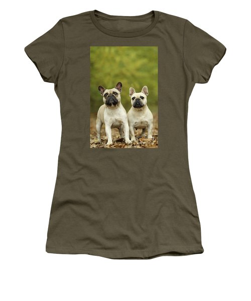 French Bulldogs Women's T-Shirt
