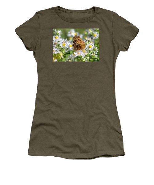 Women's T-Shirt (Junior Cut) featuring the photograph Gods Creation-18 by Robert Pearson
