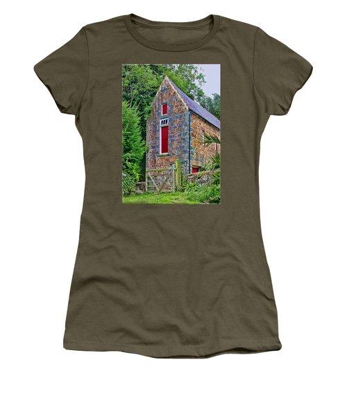 Guernsey Barn Women's T-Shirt