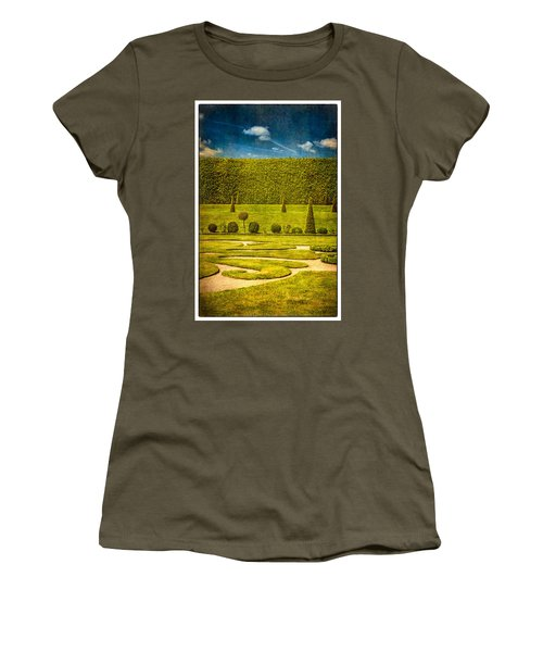 Hampton Court 'the Privy Garden Women's T-Shirt