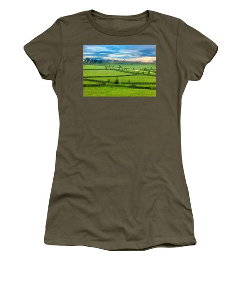 Horse Country Women's T-Shirt (Athletic Fit)