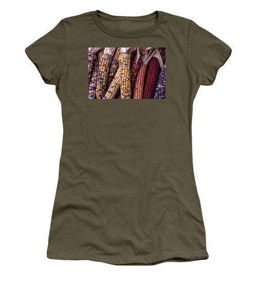 Indian Corn Women's T-Shirt