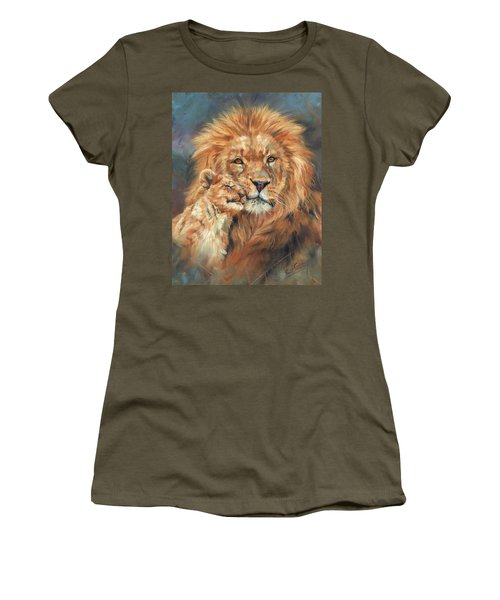 Lion Love Women's T-Shirt