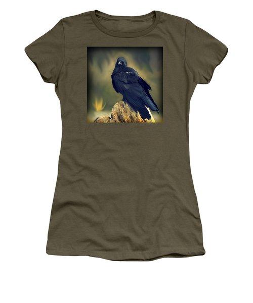 Raven Women's T-Shirt