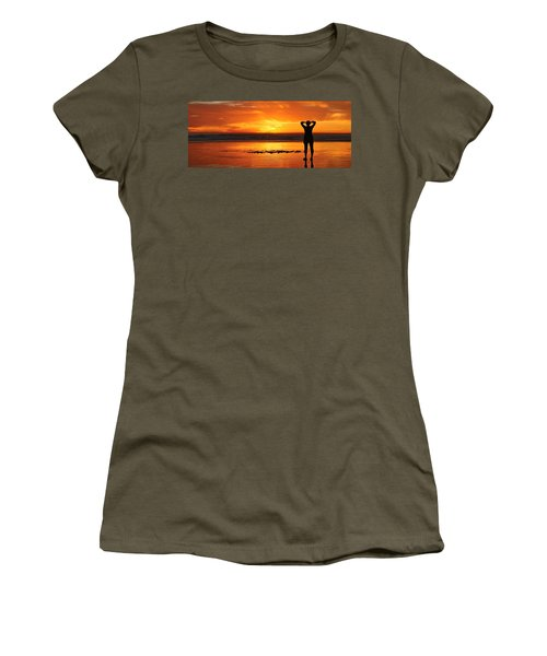 Seaside Reflections  Women's T-Shirt