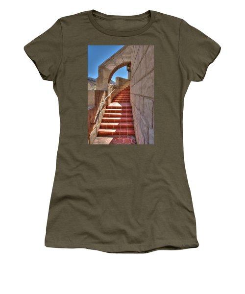 Spanish Steps Women's T-Shirt