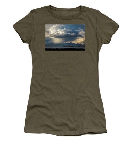 Storm Clouds Over Kluane Women's T-Shirt