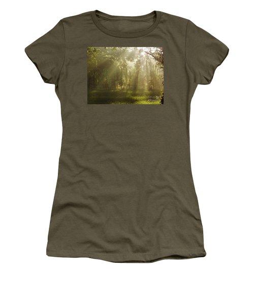Sunshine Morning Women's T-Shirt