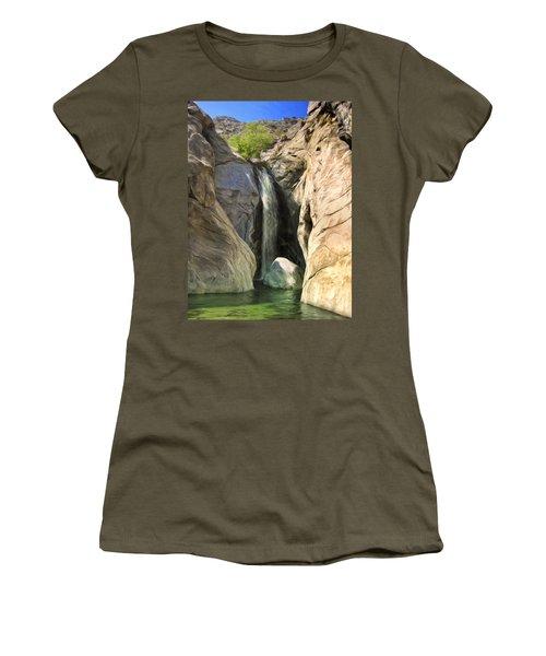 Tahquitz Falls Women's T-Shirt