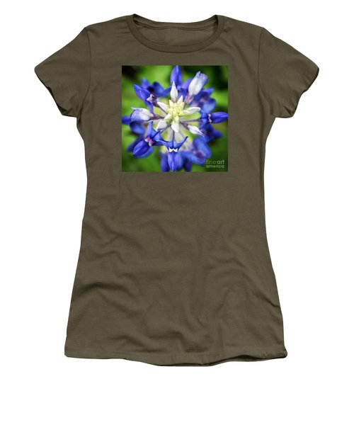 Texas Bluebonnet Women's T-Shirt