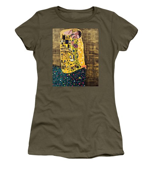 The Kiss Women's T-Shirt