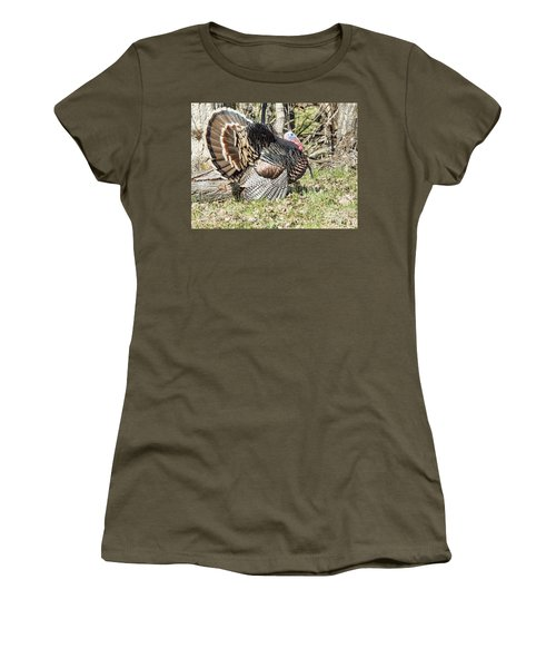 Turkey Tom Women's T-Shirt