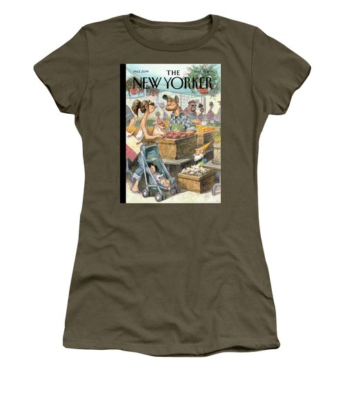 New Yorker May 30th, 2011 Women's T-Shirt