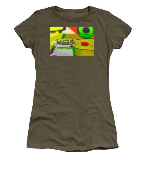 Water Crown Women's T-Shirt