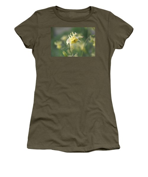 Yellow Columbine Women's T-Shirt