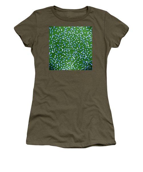 E. Coli Bacteria Sem Women's T-Shirt