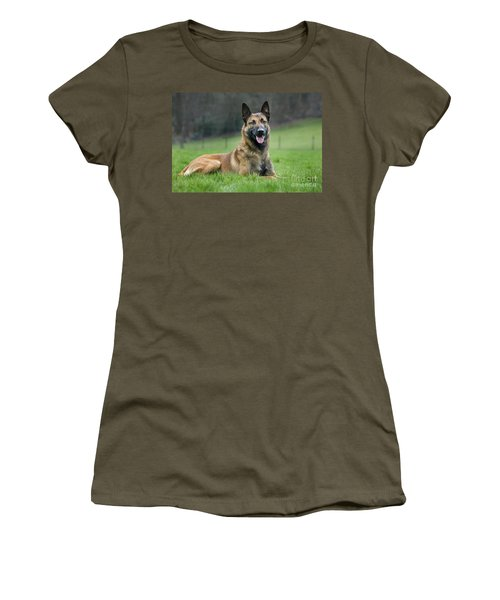 101130p018 Women's T-Shirt (Junior Cut) by Arterra Picture Library