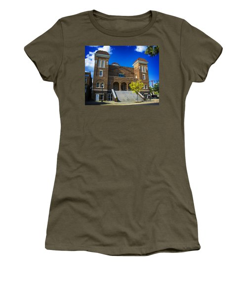 16th Street Baptist Church Women's T-Shirt