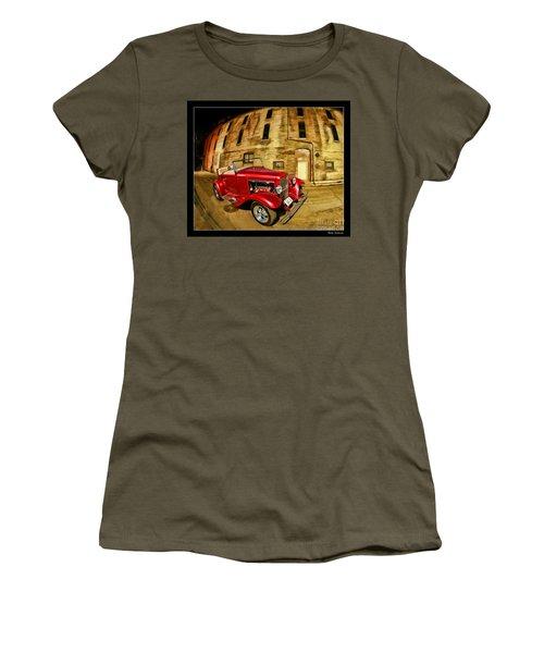 1930 Ford Model A Women's T-Shirt