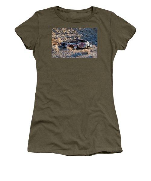 Aguereberry Camp Death Valley National Park Women's T-Shirt