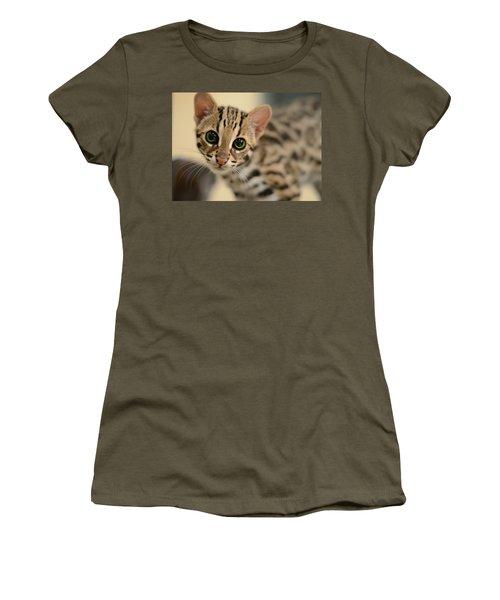 Asian Leopard Cub Women's T-Shirt