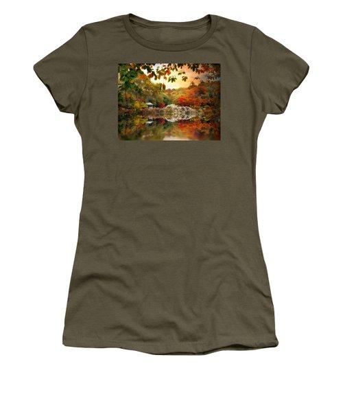 Autumn At Hernshead Women's T-Shirt