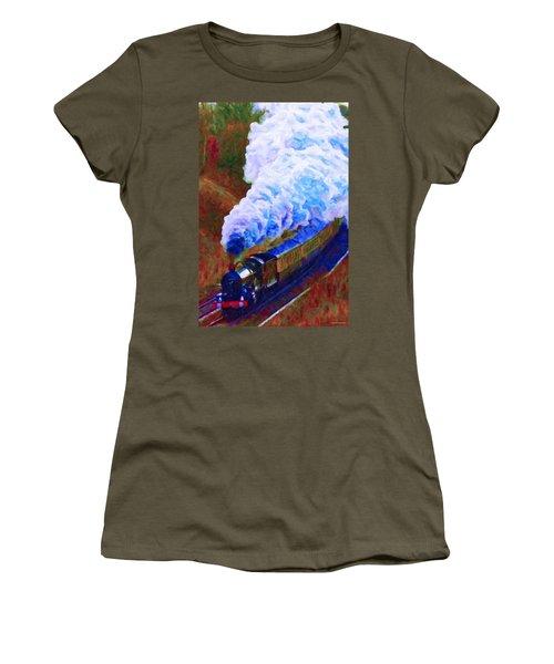 Billowing Women's T-Shirt
