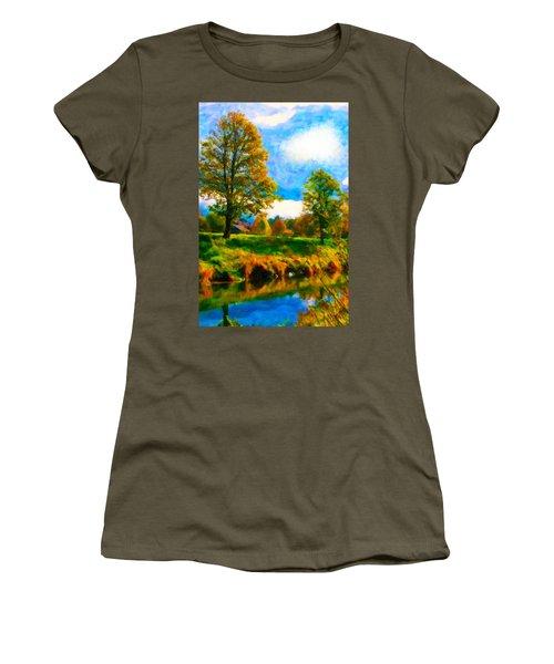 Canal 2 Women's T-Shirt