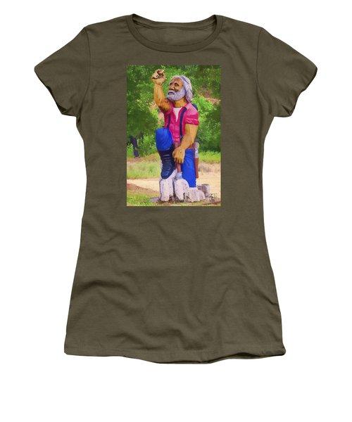 Coarsegold Miner Women's T-Shirt