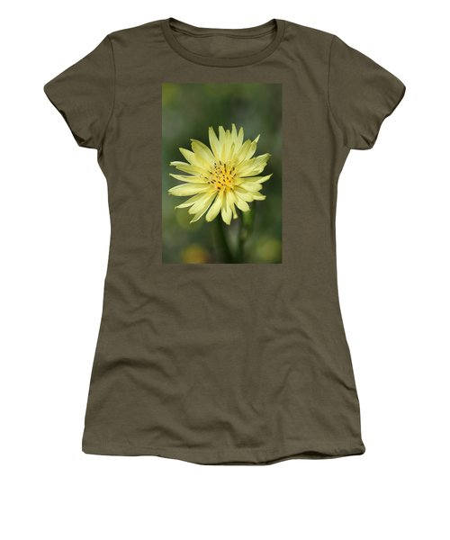 Women's T-Shirt (Junior Cut) featuring the photograph Dandelion by Ester  Rogers