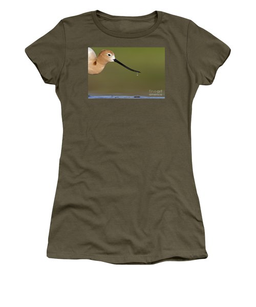 Drippy Women's T-Shirt (Athletic Fit)