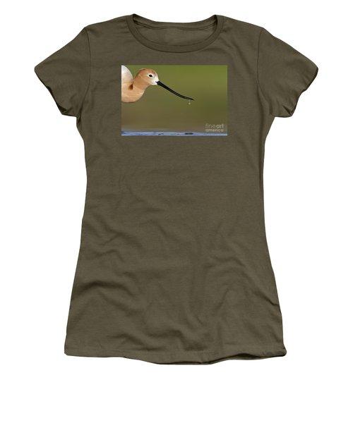 Drippy Women's T-Shirt (Junior Cut) by Bryan Keil