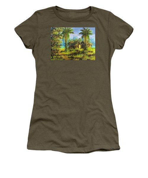 Forest House Women's T-Shirt