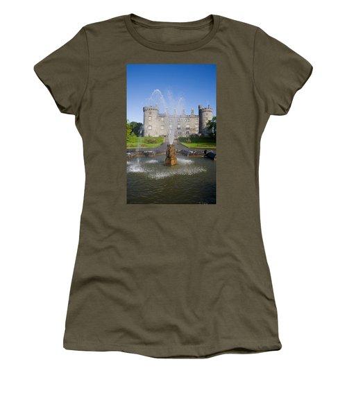Kilkenny Castle - Rebuilt In The 19th Women's T-Shirt